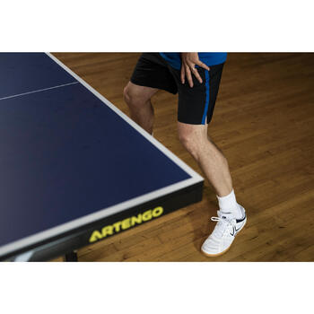 TTS 500 Table Tennis Shoes - White