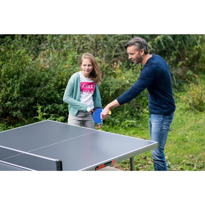 TABLE DE TENNIS DE TABLE FREE PPT 530 / FT 830 OUTDOOR - 1314879