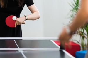 bien choisir sa raquette de tennis de table
