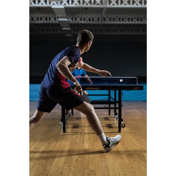 TTS 500 Table Tennis Shoes - White - 1314887