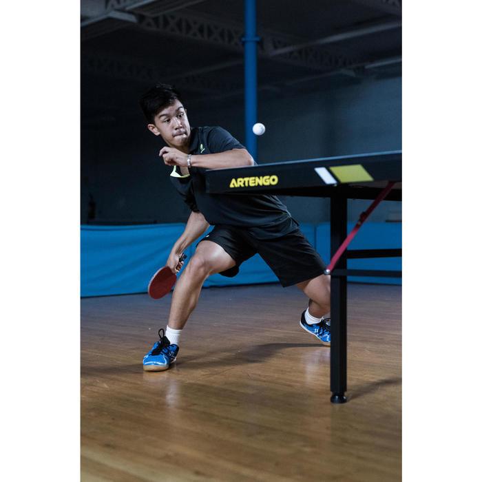 TTS 500 Table Tennis Shoes - White - 1314903