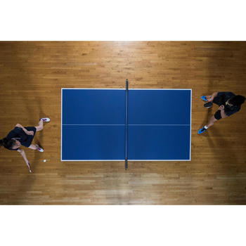 TABLE DE TENNIS DE TABLE CLUB FT 950 INDOOR FFTT BLEUE