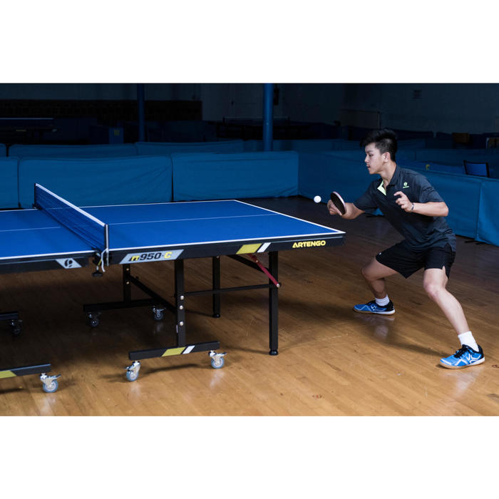 TTS 500 Table Tennis Shoes - White - 1314920