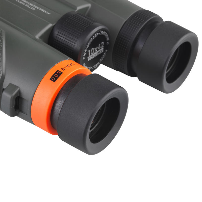 Wildlife Binoculars 500 10x42 Green