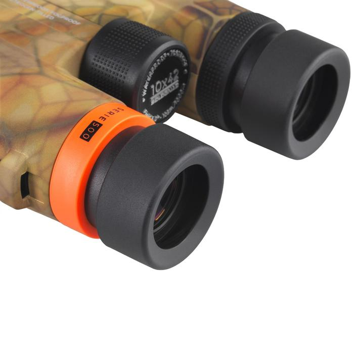 JUMELLES CHASSE 500 10X42 FURTIV