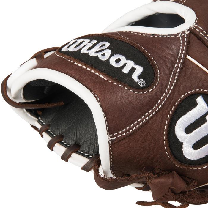 Gant de baseball A900 main droite 11.75 pouces marron - 1315116