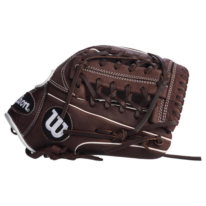 Gant de baseball A900 main gauche 11.75 pouces marron - 1315119