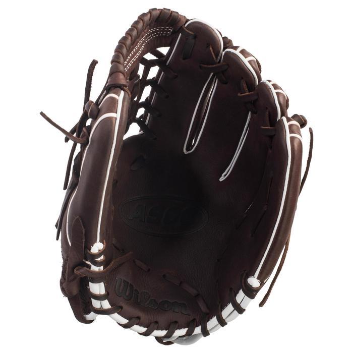 Gant de baseball A900 main gauche 11.75 pouces marron - 1315120