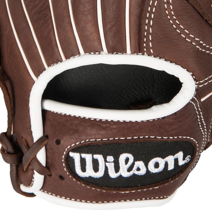 Honkbalhandschoen A900 rechterhand 11.75 inch bruin