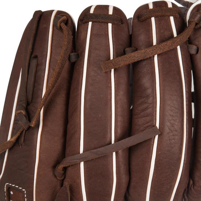 Baseballhandschoen A900 rechterhand 11.75 inch bruin - 1315122