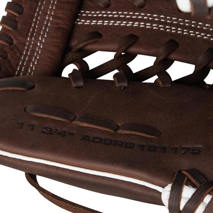 Gant de baseball A900 main droite 11.75 pouces marron - 1315123