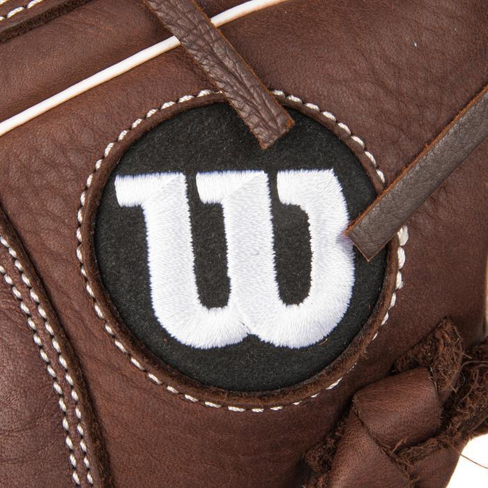 Gant de baseball A900 main droite 11.75 pouces marron - 1315127