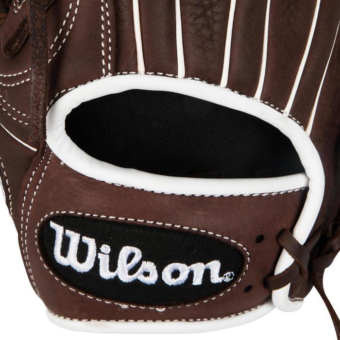 Gant de baseball A900 main droite 11.75 pouces marron - 1315129