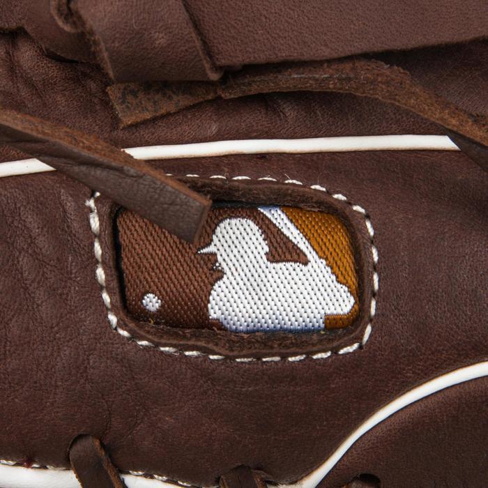 Gant de baseball A900 main droite 11.75 pouces marron - 1315133