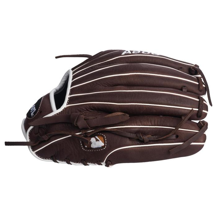 Gant de baseball A900 main droite 11.75 pouces marron