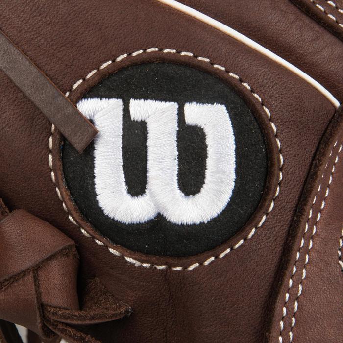 Baseballhandschoen A900 rechterhand 11.75 inch bruin - 1315138