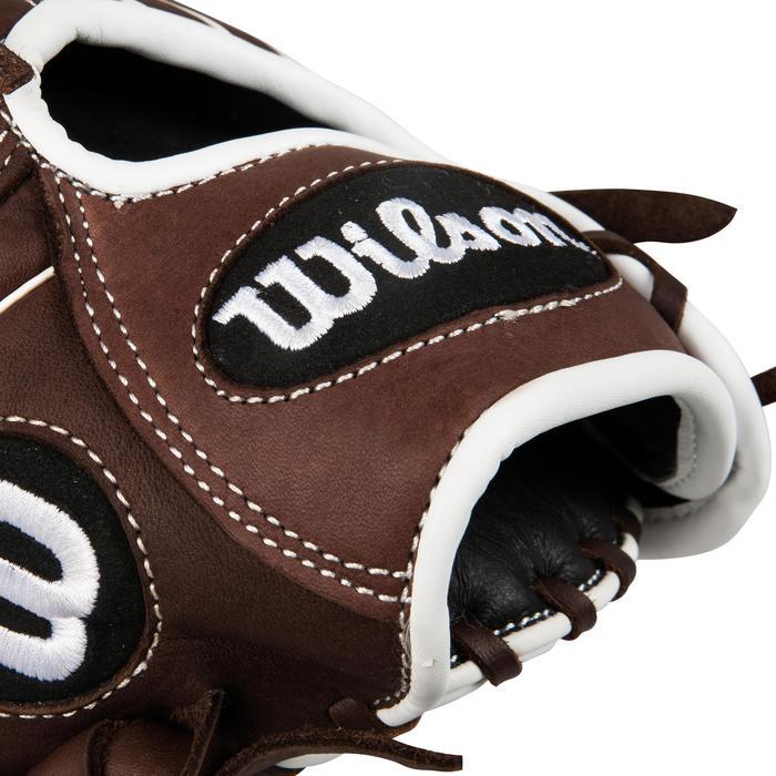 Gant de baseball A900 main droite 11.75 pouces marron - 1315139