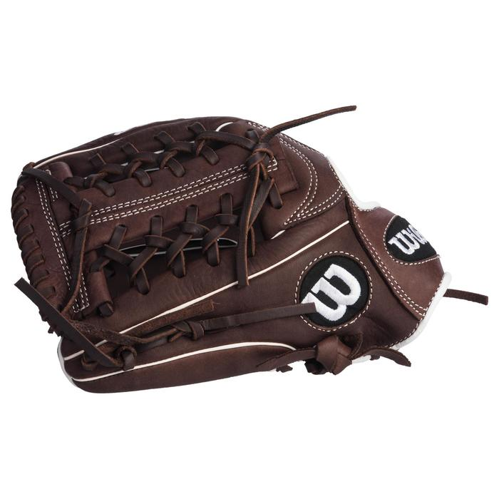 Gant de baseball A900 main droite 11.75 pouces marron - 1315140