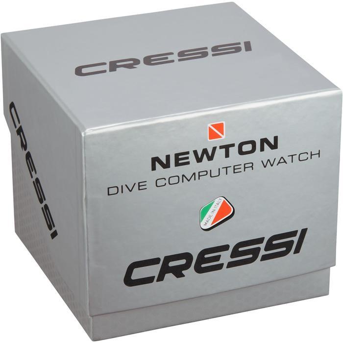 Ordinateur de plongée bouteille Newton noir
