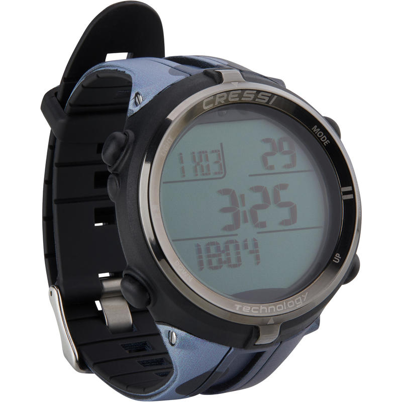 Spearfishing and Freediving Computer Watch Drake Titanium - CAMO