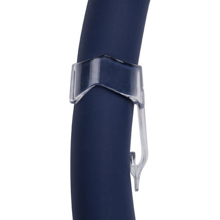 Snorkel selam SCD 100 dengan corong silikon