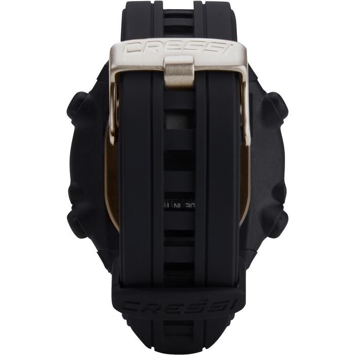 Ordinateur de plongée bouteille Newton noir - 1315217
