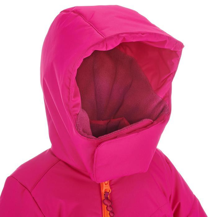 Schneeanzug warm Baby rosa