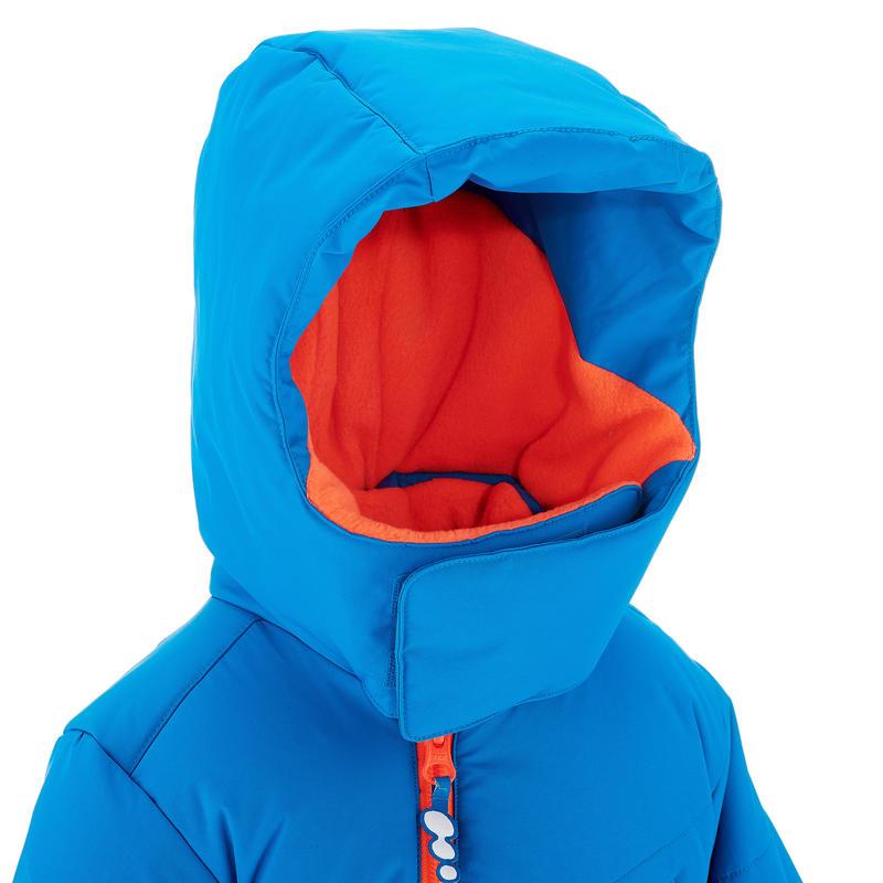 Traje de trineo warm azul bebé
