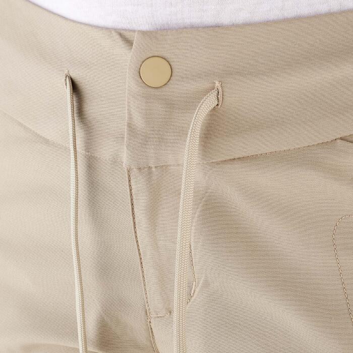 Dameskuitbroek voor natuurwandelen NH500 beige