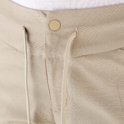Kuitbroek voor natuurwandelen NH500 Fresh beige dames