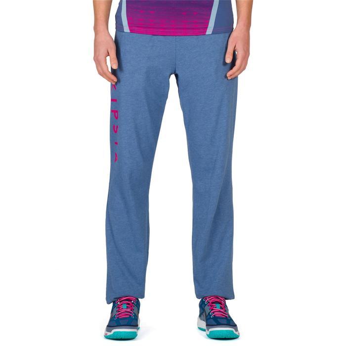 Volleyball-Trainingshose V100 Damen blau