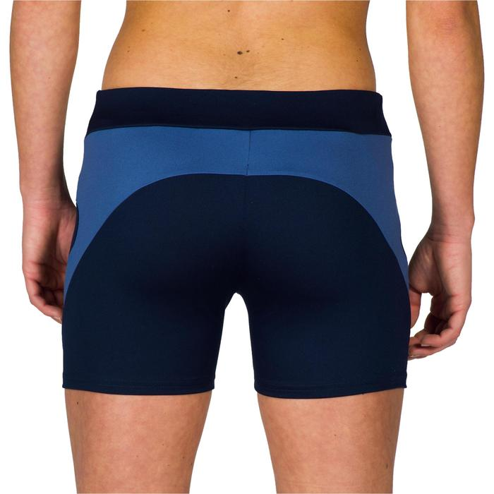 Short de volley-ball femme V500 bleu marine - 1315377