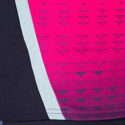 Maillot de volley-ball femme V500 rose
