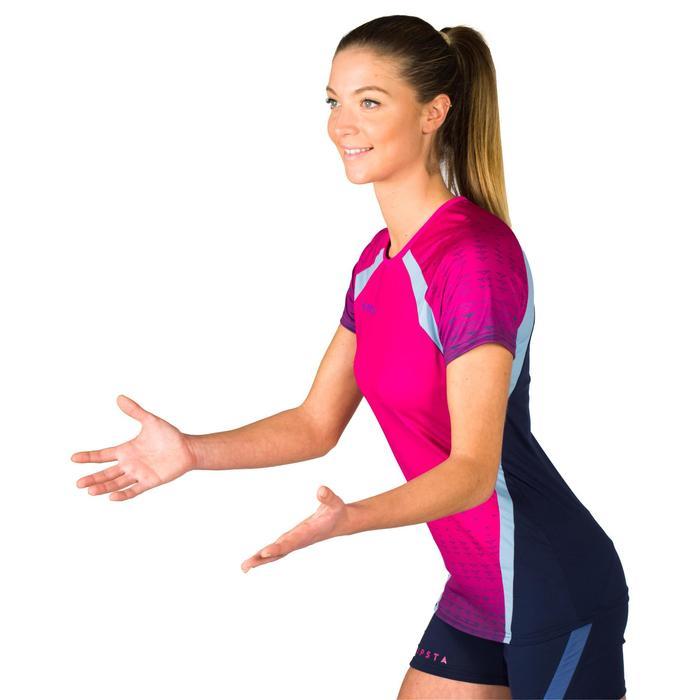 Maillot de volley-ball femme V500 - 1315391