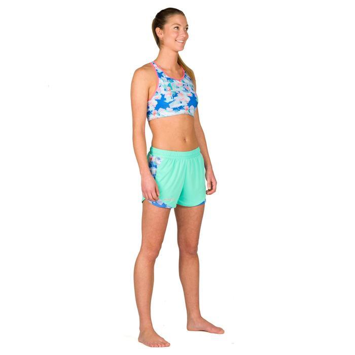 Beachvolleyball-Shorts BV500 Damen grün