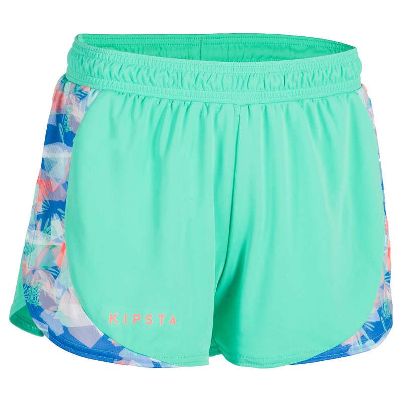 BEACH-VOLLEY Volleyball and Beach Volleyball - BV 500 Women's Shorts - Green COPAYA - Sports