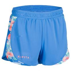 Short de beach-volley femme BV 500 bleu