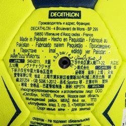 Handbal kind H100 Soft M0 geel