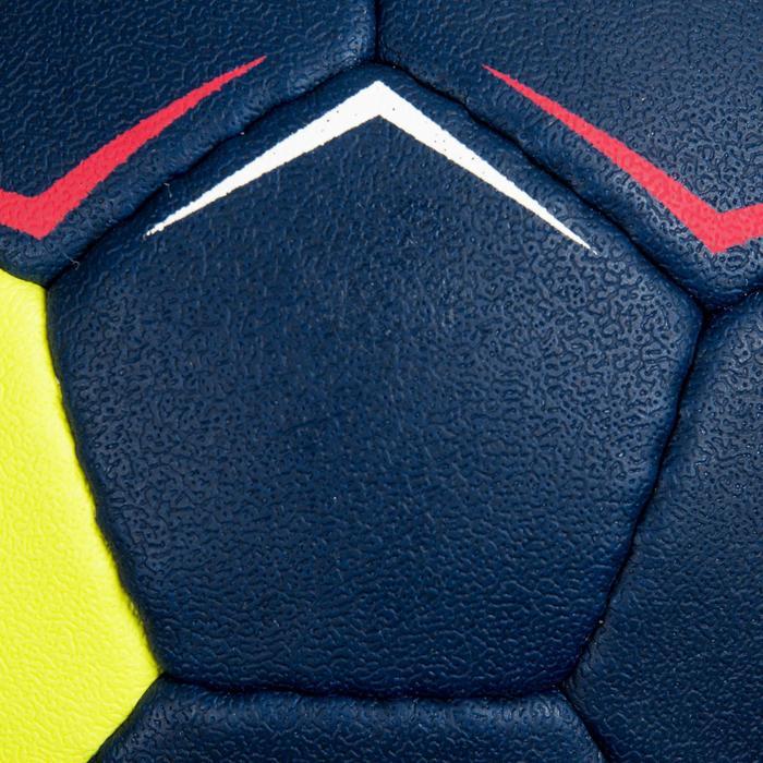 Handbal voor kinderen H100 Soft M1 blauw/geel