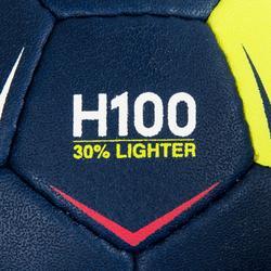 Handball H100 Soft Kinder Größe 1 blau