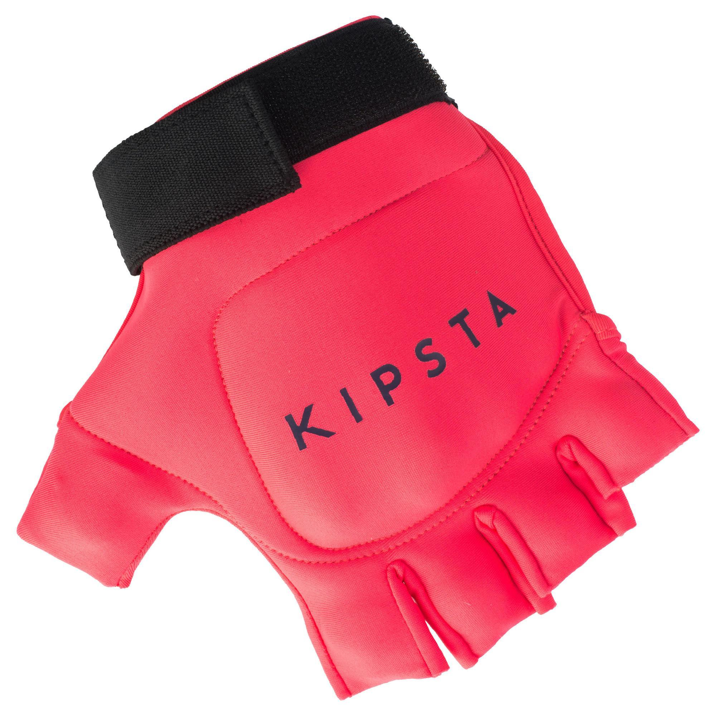 Kipsta Hockeyhandschoen lage intensiteit kinderen en volwassenen FH100 roze