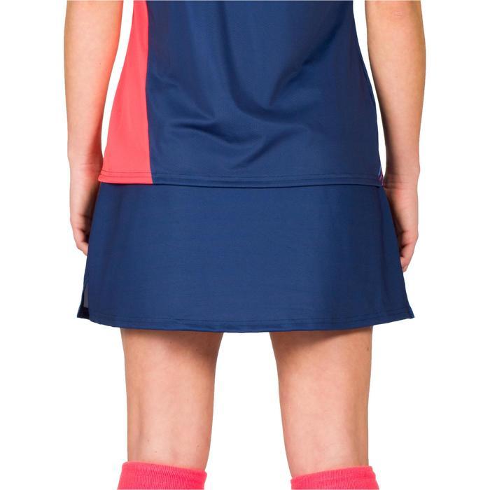 Hockeyrokje voor dames FH500 blauw