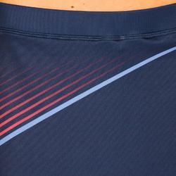 Rokje voor teamsport dames FH500 blauw
