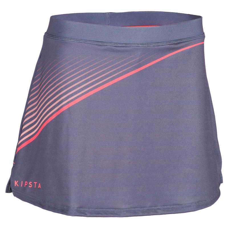 APPAREL FIELDHOCKEY - FH500 Women's Skirt - Grey