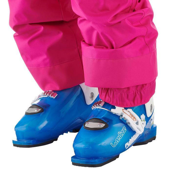 Skibroek voor kinderen 100 roze