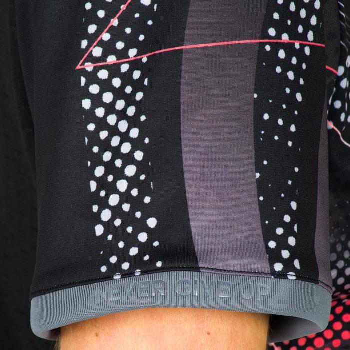 Maillot de handball H500 rose et noir - 1315630
