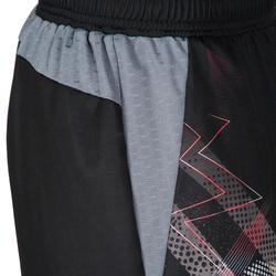 Handbalbroekje dames H500 zwart / grijs
