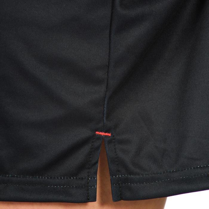 Short de handball H500 femme noir et - 1315645