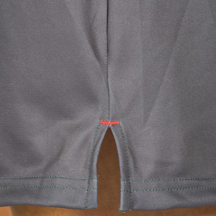 Pantalón de Balonmano Atorka H500 Mujer Gris Rosa