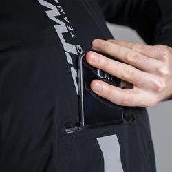 Road Sport Cycling Showerproof Jacket